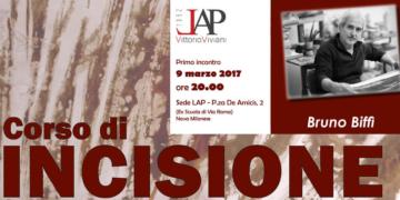 Corso di Incisione 2017 - Bruno Biffi