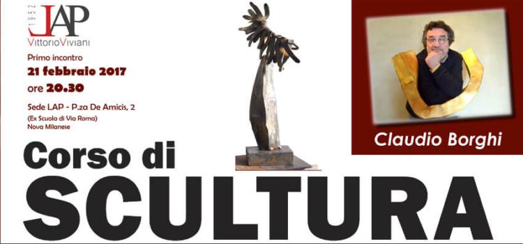 Corso di Scultura 2017 - Claudio Borghi