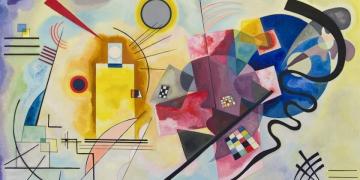 Mostra Kandinskij, il cavaliere errante