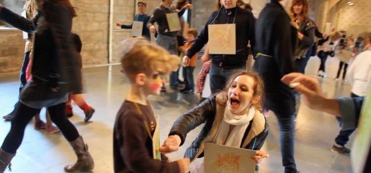 SEGNI MOSSI, laboratorio di danza e disegno