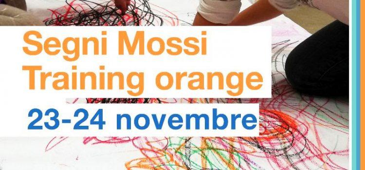 SEGNI MOSSI-Traning ORANGE
