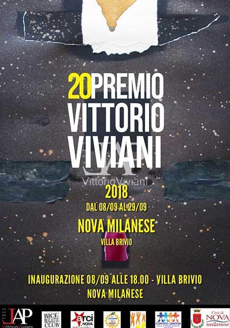 Catalogo Vittorio Viviani anno 2018