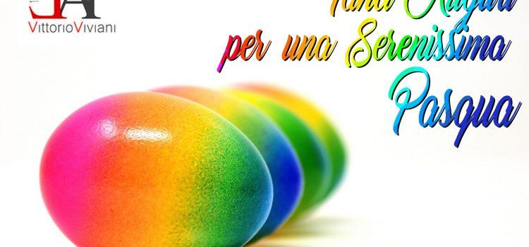 Tantissimi auguri di Pasqua!